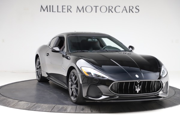 Used 2018 Maserati GranTurismo Sport for sale $99,900 at Alfa Romeo of Westport in Westport CT 06880 11