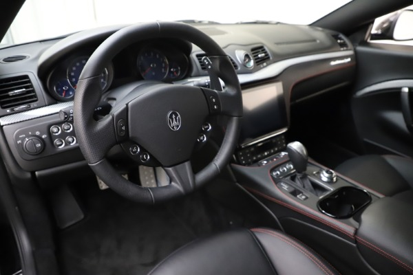 Used 2018 Maserati GranTurismo Sport for sale $99,900 at Alfa Romeo of Westport in Westport CT 06880 13