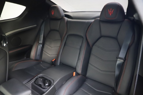 Used 2018 Maserati GranTurismo Sport for sale $99,900 at Alfa Romeo of Westport in Westport CT 06880 17
