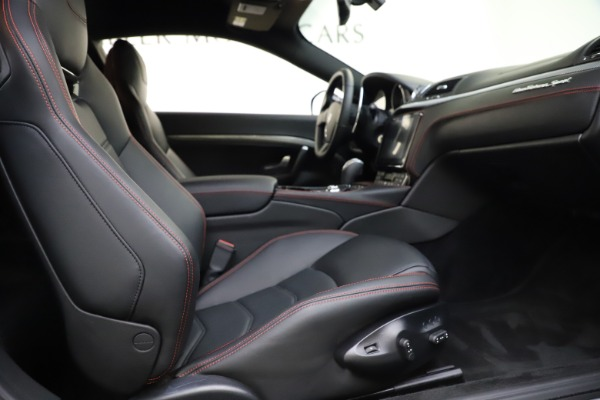 Used 2018 Maserati GranTurismo Sport for sale $99,900 at Alfa Romeo of Westport in Westport CT 06880 19