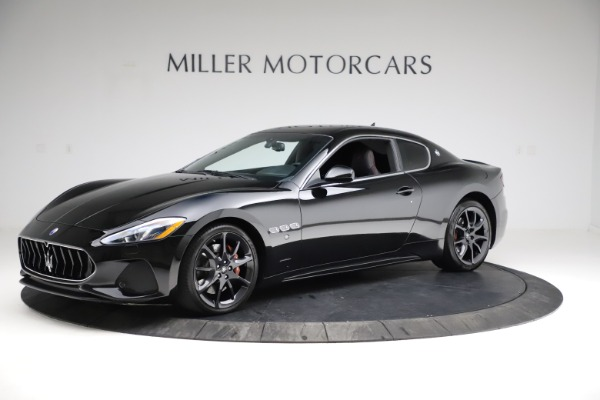 Used 2018 Maserati GranTurismo Sport for sale $99,900 at Alfa Romeo of Westport in Westport CT 06880 2