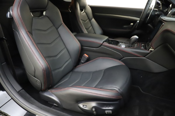 Used 2018 Maserati GranTurismo Sport for sale $99,900 at Alfa Romeo of Westport in Westport CT 06880 20