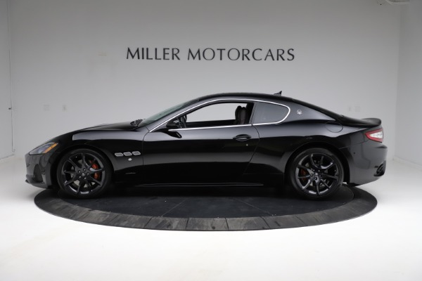 Used 2018 Maserati GranTurismo Sport for sale $99,900 at Alfa Romeo of Westport in Westport CT 06880 3