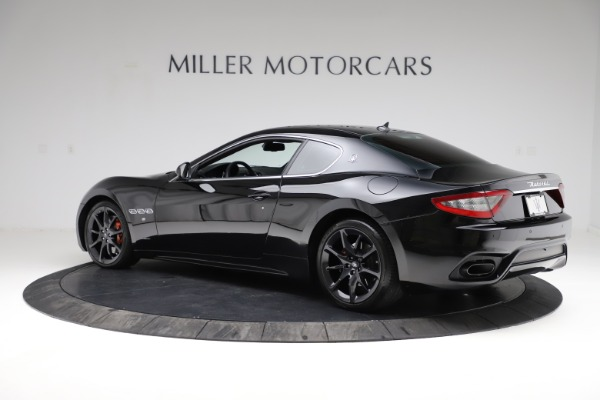 Used 2018 Maserati GranTurismo Sport for sale $99,900 at Alfa Romeo of Westport in Westport CT 06880 4