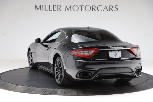 Used 2018 Maserati GranTurismo Sport for sale $99,900 at Alfa Romeo of Westport in Westport CT 06880 5