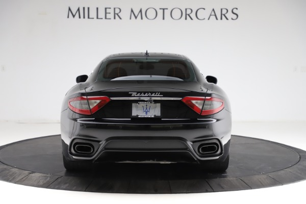 Used 2018 Maserati GranTurismo Sport for sale $99,900 at Alfa Romeo of Westport in Westport CT 06880 6