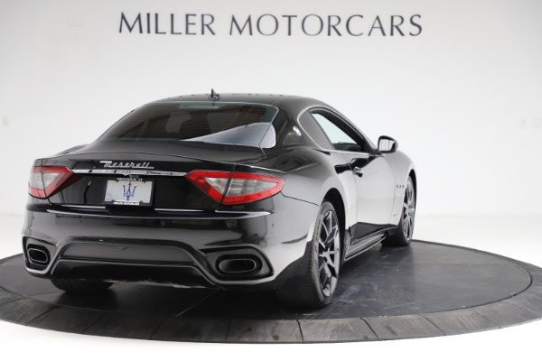Used 2018 Maserati GranTurismo Sport for sale $99,900 at Alfa Romeo of Westport in Westport CT 06880 7