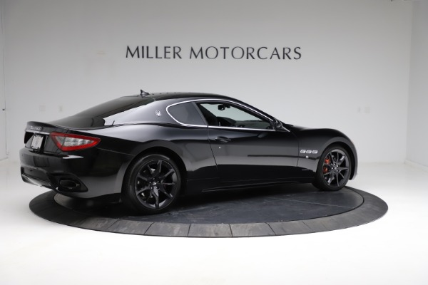 Used 2018 Maserati GranTurismo Sport for sale $99,900 at Alfa Romeo of Westport in Westport CT 06880 8