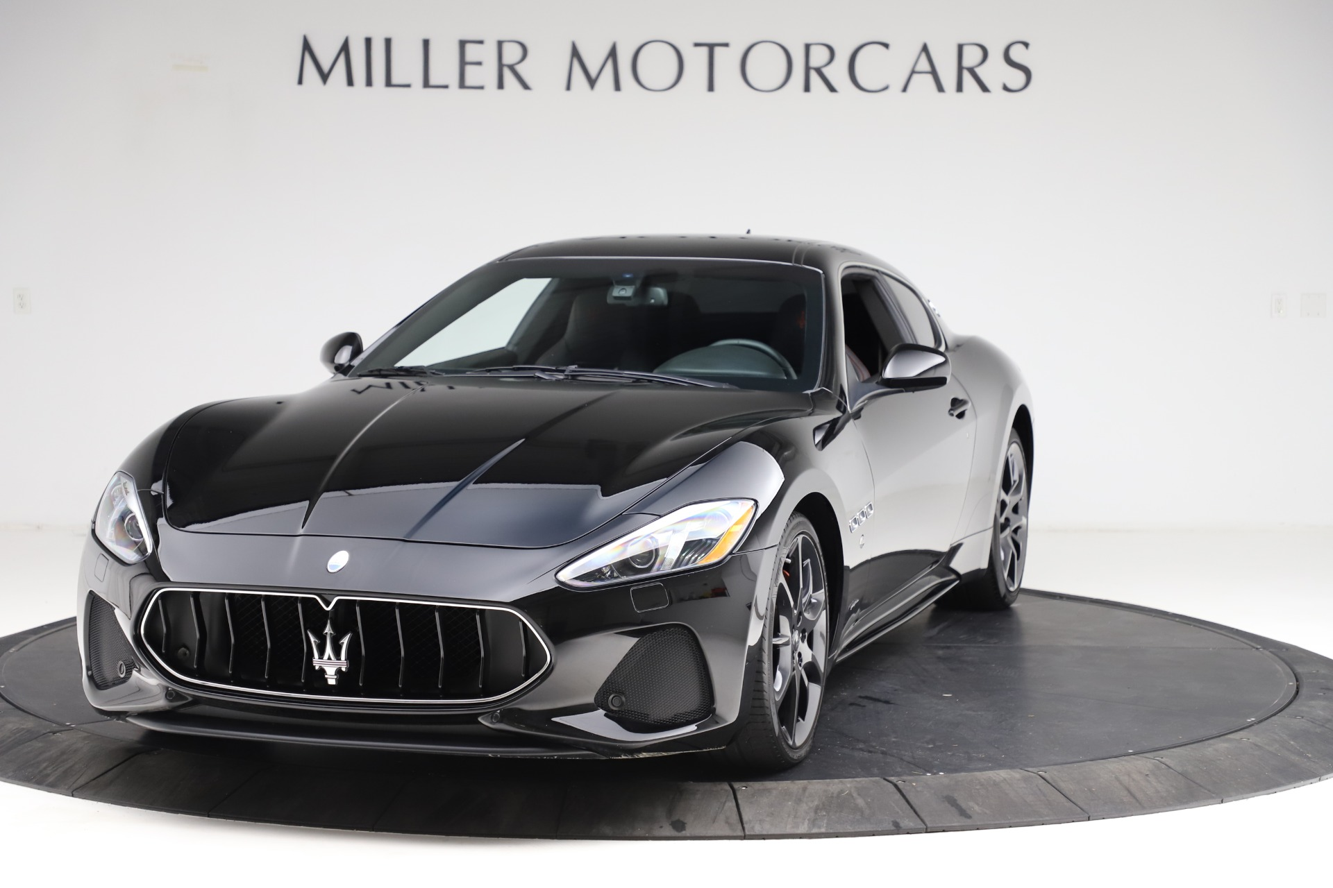 Used 2018 Maserati GranTurismo Sport for sale $99,900 at Alfa Romeo of Westport in Westport CT 06880 1