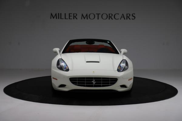 Used 2014 Ferrari California 30 for sale Sold at Alfa Romeo of Westport in Westport CT 06880 12