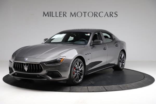 New 2021 Maserati Ghibli S Q4 GranSport for sale $100,285 at Alfa Romeo of Westport in Westport CT 06880 2