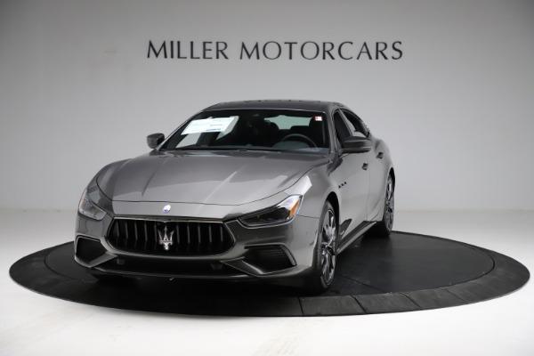 New 2021 Maserati Ghibli S Q4 GranSport for sale $100,285 at Alfa Romeo of Westport in Westport CT 06880 1