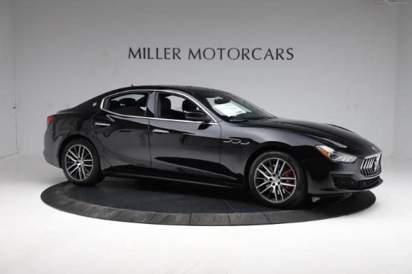 New 2021 Maserati Ghibli S Q4 for sale $86,654 at Alfa Romeo of Westport in Westport CT 06880 10