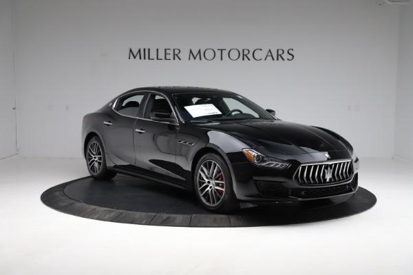 New 2021 Maserati Ghibli S Q4 for sale $86,654 at Alfa Romeo of Westport in Westport CT 06880 11