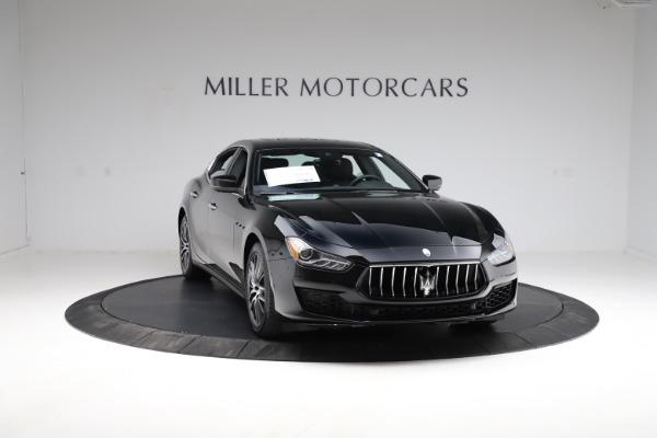 New 2021 Maserati Ghibli S Q4 for sale $86,654 at Alfa Romeo of Westport in Westport CT 06880 12