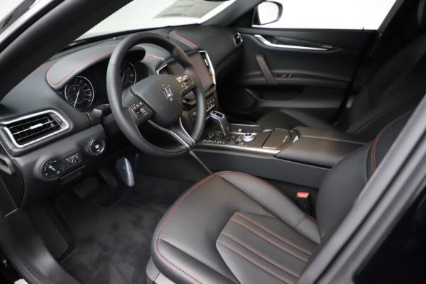 New 2021 Maserati Ghibli S Q4 for sale $86,654 at Alfa Romeo of Westport in Westport CT 06880 14