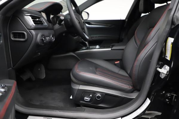 New 2021 Maserati Ghibli S Q4 for sale $86,654 at Alfa Romeo of Westport in Westport CT 06880 15