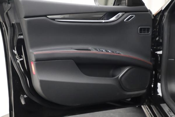 New 2021 Maserati Ghibli S Q4 for sale $86,654 at Alfa Romeo of Westport in Westport CT 06880 16