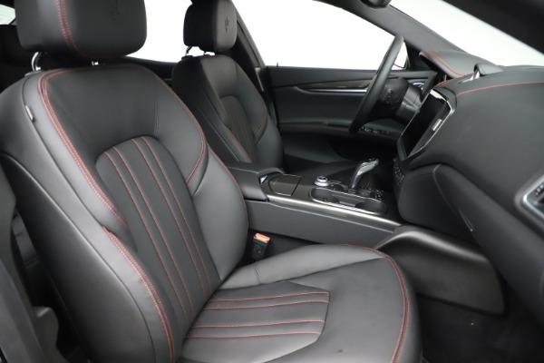 New 2021 Maserati Ghibli S Q4 for sale $86,654 at Alfa Romeo of Westport in Westport CT 06880 22