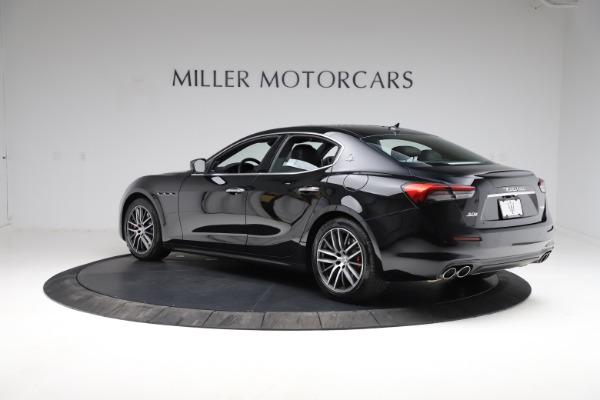 New 2021 Maserati Ghibli S Q4 for sale $86,654 at Alfa Romeo of Westport in Westport CT 06880 4