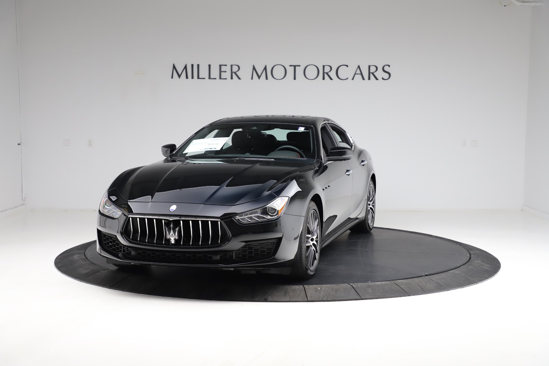 New 2021 Maserati Ghibli S Q4 for sale $86,654 at Alfa Romeo of Westport in Westport CT 06880 1