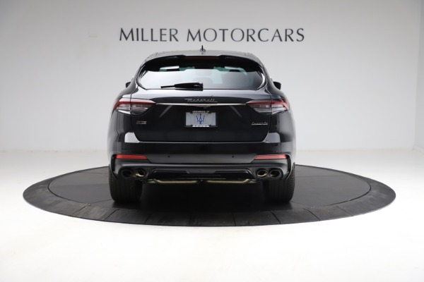 New 2021 Maserati Levante GTS for sale $135,485 at Alfa Romeo of Westport in Westport CT 06880 7