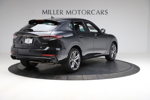 New 2021 Maserati Levante GTS for sale $135,485 at Alfa Romeo of Westport in Westport CT 06880 8