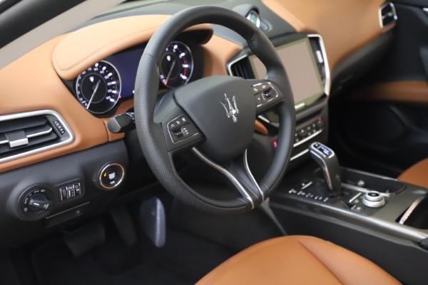 New 2021 Maserati Ghibli S Q4 for sale $85,754 at Alfa Romeo of Westport in Westport CT 06880 13