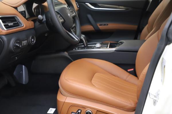 New 2021 Maserati Ghibli S Q4 for sale $85,754 at Alfa Romeo of Westport in Westport CT 06880 14