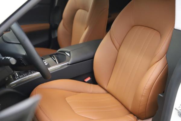 New 2021 Maserati Ghibli S Q4 for sale $85,754 at Alfa Romeo of Westport in Westport CT 06880 15