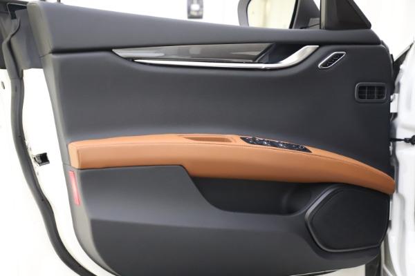 New 2021 Maserati Ghibli S Q4 for sale $85,754 at Alfa Romeo of Westport in Westport CT 06880 16