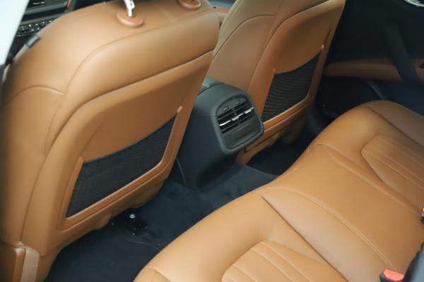 New 2021 Maserati Ghibli S Q4 for sale $85,754 at Alfa Romeo of Westport in Westport CT 06880 17