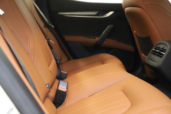 New 2021 Maserati Ghibli S Q4 for sale $85,754 at Alfa Romeo of Westport in Westport CT 06880 21