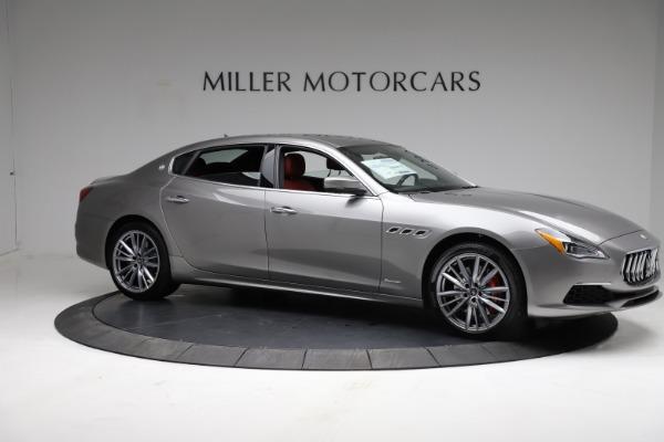 New 2021 Maserati Quattroporte S Q4 GranLusso for sale $122,435 at Alfa Romeo of Westport in Westport CT 06880 10