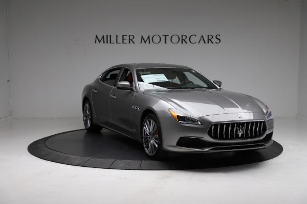 New 2021 Maserati Quattroporte S Q4 GranLusso for sale $122,435 at Alfa Romeo of Westport in Westport CT 06880 11