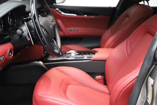 New 2021 Maserati Quattroporte S Q4 GranLusso for sale $122,435 at Alfa Romeo of Westport in Westport CT 06880 15