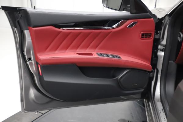 New 2021 Maserati Quattroporte S Q4 GranLusso for sale $122,435 at Alfa Romeo of Westport in Westport CT 06880 17