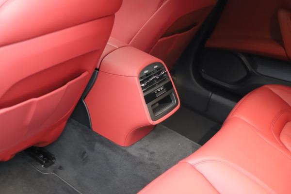 New 2021 Maserati Quattroporte S Q4 GranLusso for sale $122,435 at Alfa Romeo of Westport in Westport CT 06880 19