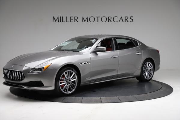 New 2021 Maserati Quattroporte S Q4 GranLusso for sale $122,435 at Alfa Romeo of Westport in Westport CT 06880 2