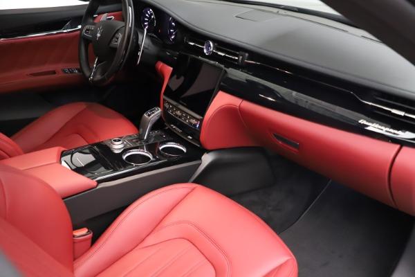 New 2021 Maserati Quattroporte S Q4 GranLusso for sale $122,435 at Alfa Romeo of Westport in Westport CT 06880 22
