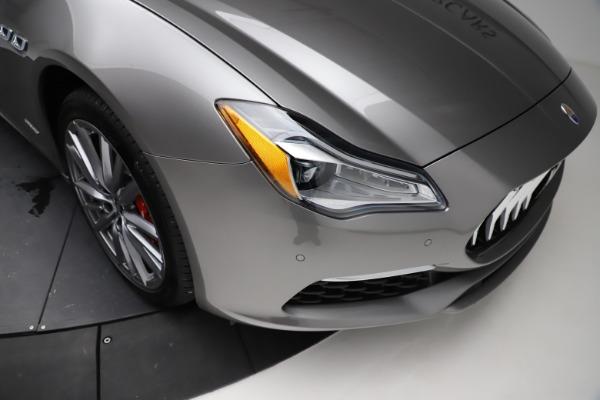 New 2021 Maserati Quattroporte S Q4 GranLusso for sale $122,435 at Alfa Romeo of Westport in Westport CT 06880 25