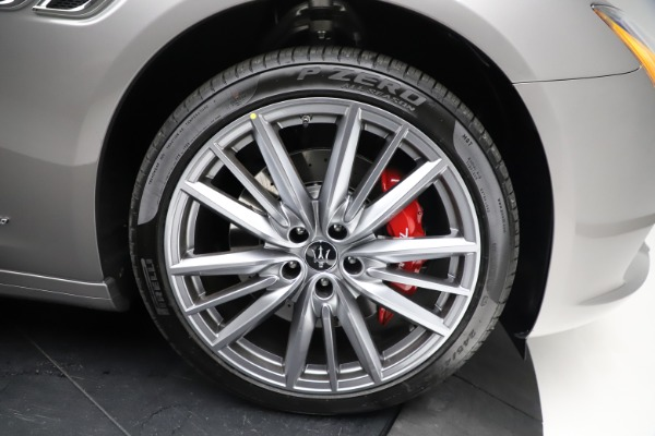 New 2021 Maserati Quattroporte S Q4 GranLusso for sale $122,435 at Alfa Romeo of Westport in Westport CT 06880 26