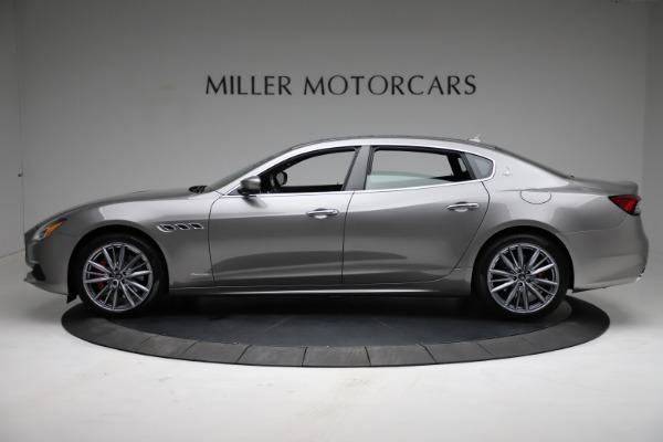 New 2021 Maserati Quattroporte S Q4 GranLusso for sale $122,435 at Alfa Romeo of Westport in Westport CT 06880 3