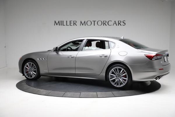 New 2021 Maserati Quattroporte S Q4 GranLusso for sale $122,435 at Alfa Romeo of Westport in Westport CT 06880 4