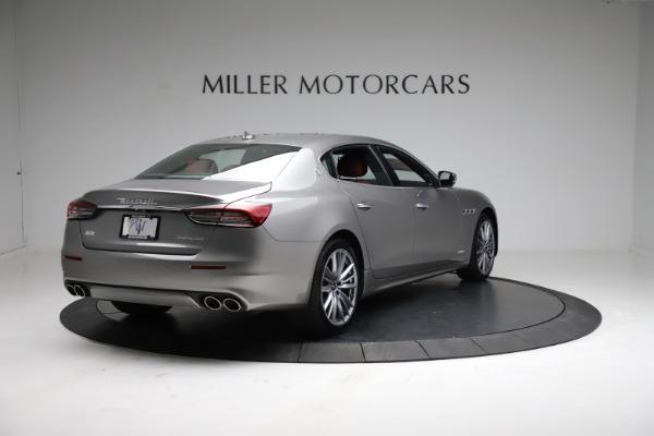 New 2021 Maserati Quattroporte S Q4 GranLusso for sale $122,435 at Alfa Romeo of Westport in Westport CT 06880 7