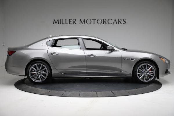 New 2021 Maserati Quattroporte S Q4 GranLusso for sale $122,435 at Alfa Romeo of Westport in Westport CT 06880 9