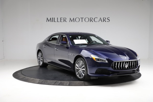 New 2021 Maserati Quattroporte S Q4 for sale Sold at Alfa Romeo of Westport in Westport CT 06880 11