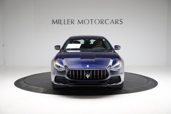 New 2021 Maserati Quattroporte S Q4 for sale Sold at Alfa Romeo of Westport in Westport CT 06880 12