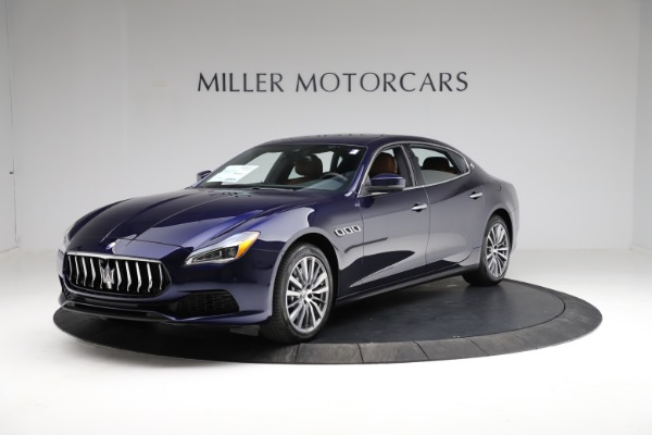 New 2021 Maserati Quattroporte S Q4 for sale Sold at Alfa Romeo of Westport in Westport CT 06880 2