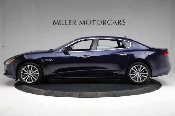 New 2021 Maserati Quattroporte S Q4 for sale Sold at Alfa Romeo of Westport in Westport CT 06880 3